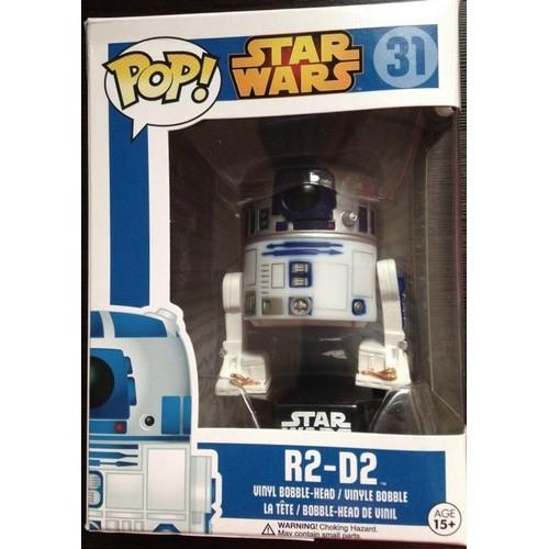 Дроид R2-D2 (Звёздные войны), оригинал
