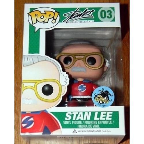 Стэн Ли, оригинал