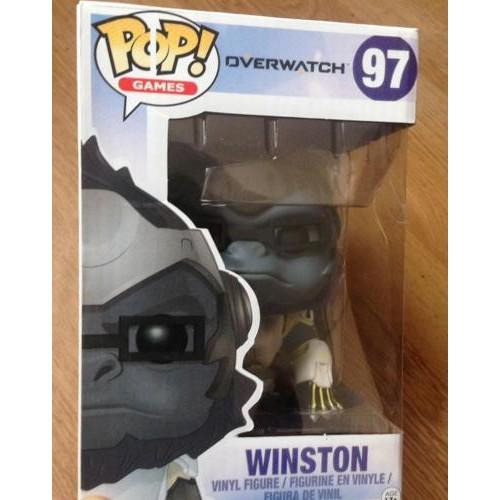 Уинстон (Overwatch), реплика