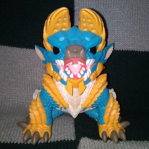 Зиногр (Monster Hunter), оригинал