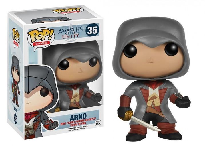 """Pop! Фигурка Арно Дориана из игры """"Assassin's Creed"""""""
