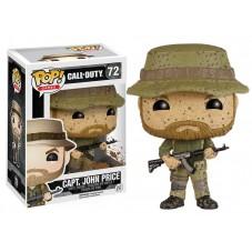 """Pop! Фигурка Джона Прайса из игры """"Call of Duty"""""""