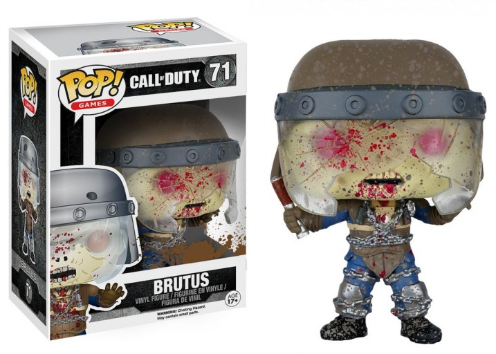 "Pop! Фигурка Брута из игры ""Call of Duty"""