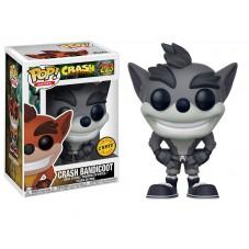 """Pop! Чёрно-белая фигурка Крэша из игры """"Crash Bandicoot"""""""