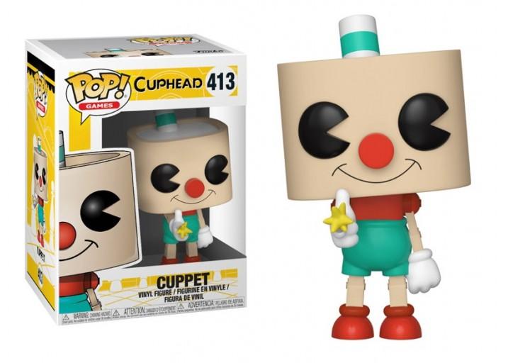 """Pop! Фигурка Каппета из игры """"Cuphead"""""""
