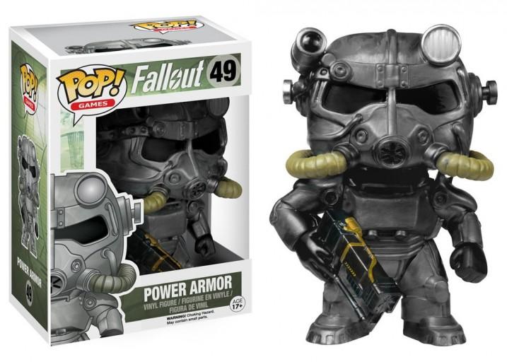 """Pop! Фигурка Силовой брони из игры """"Fallout"""""""