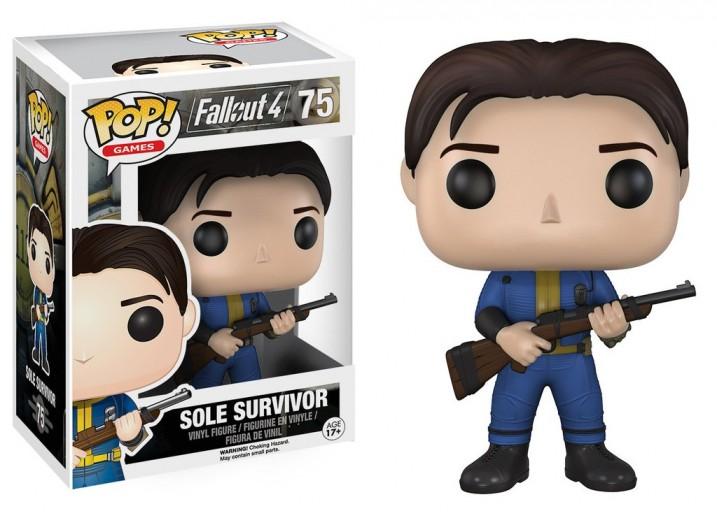 """Pop! Фигурка Выжившего из игры """"Fallout 4"""""""
