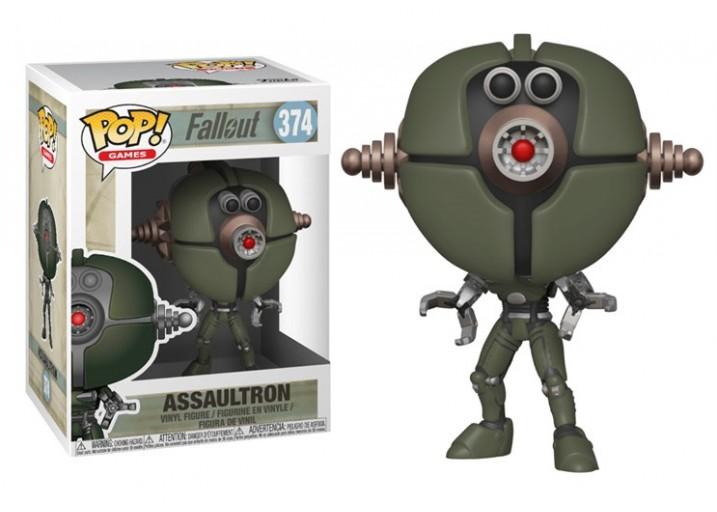 "Pop! Фигурка Штурмотрона из игры ""Fallout"""