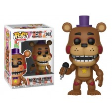 "Pop! Фигурка Фредди Рок-звезды из игры ""Five Nights at Freddy's"""