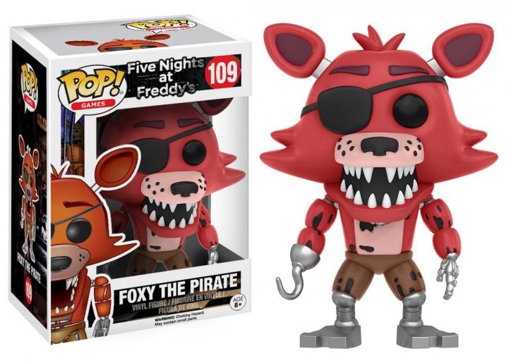"Pop! Фигурка Фокси из игры ""Five Nights at Freddy's"""