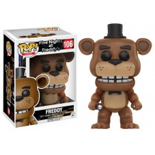 "Pop! Фигурка Фредди из игры ""Five Nights at Freddy's"""