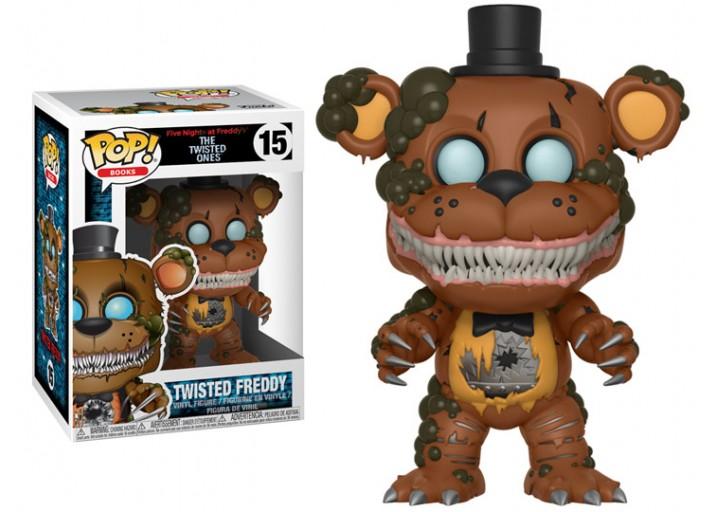 """Pop! Фигурка Неправильного Фредди из игры """"Five Nights at Freddy's"""""""