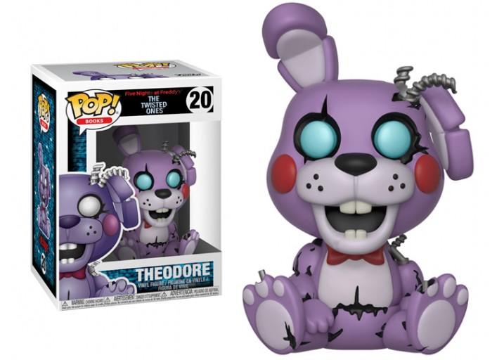 "Pop! Фигурка Теодора из игры ""Five Nights at Freddy's"""