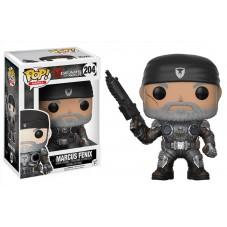 "Pop! Фигурка старого Маркуса Феникса из ""Gears of War"""