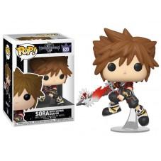 """Pop! Фигурка Соры с оружием Ультима из игры """"Kingdom Hearts 3"""""""