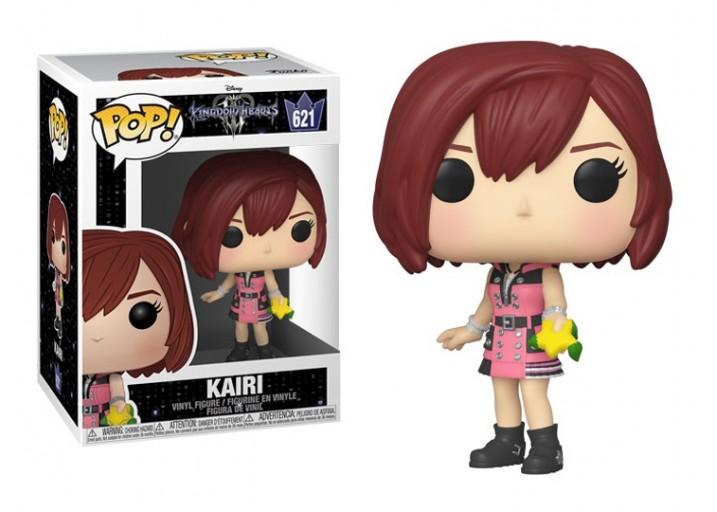 "Pop! Фигурка Каири со звездой из игры ""Kingdom Hearts 3"""