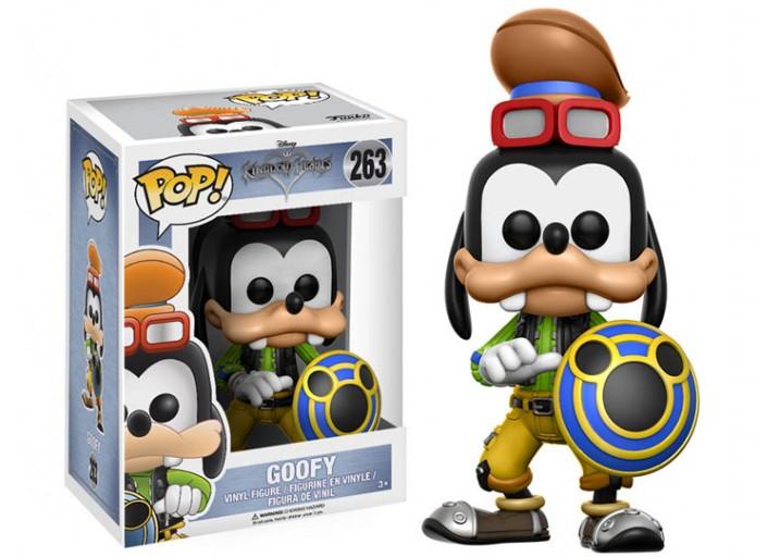 "Pop! Фигурка Гуфи из игры ""Kingdom Hearts"""