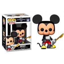 "Pop! Фигурка Микки с ключом из игры ""Kingdom Hearts 3"""