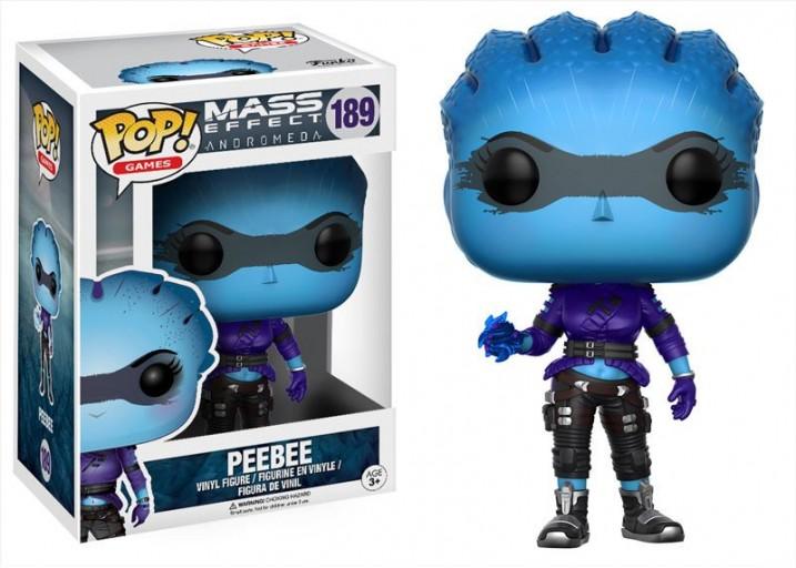 """Pop! Фигурка Пиби из игры """"Mass Effect"""""""