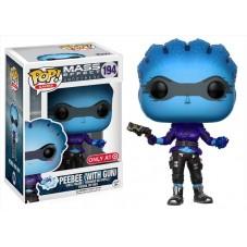 """Pop! Фигурка Пиби с оружием из игры """"Mass Effect"""""""