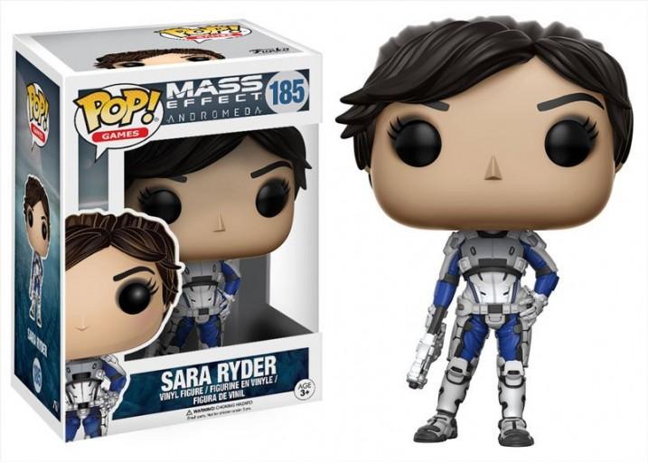 """Pop! Фигурка Сары Райдер из игры """"Mass Effect"""""""
