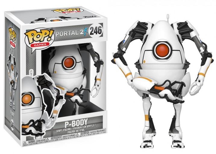 """Pop! Фигурка робота Пи-боди из игры """"Portal 2"""""""