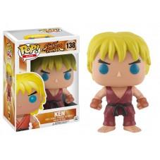 """Pop! Фигурка Кена из игры """"Street Fighter"""""""