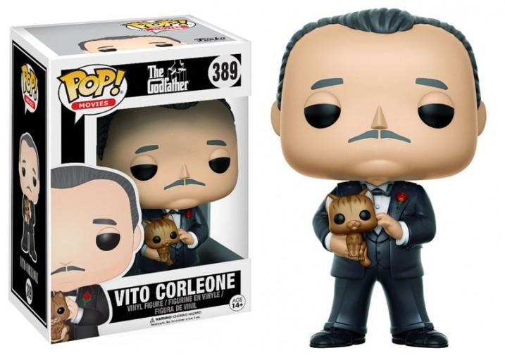 """Pop! Фигурка Дона Вито Корлеоне из фильма """"Крёстный отец"""""""