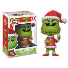 Pop! Фигурка Гринча в костюме Санта Клауса