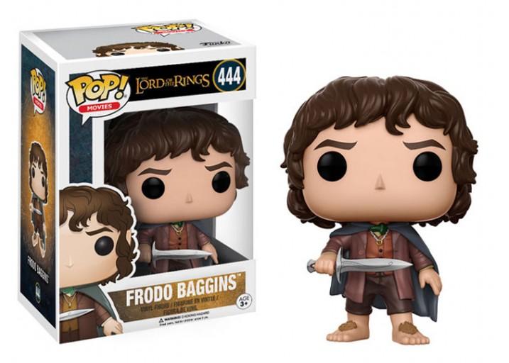 "Pop! Фигурка Фродо Бэггинса из фильма ""Властелин колец"""