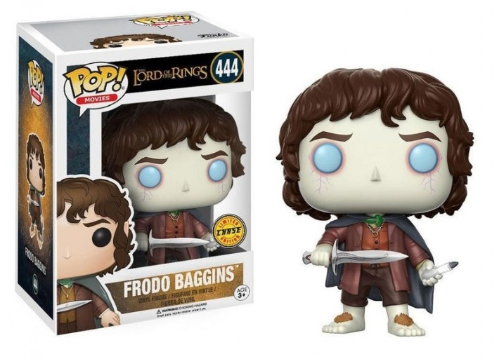 "Pop! Фигурка проклятого Фродо из фильма ""Властелин колец"""