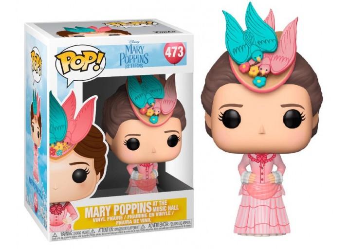 Pop! Фигурка Мэри Поппинс в розовом платье