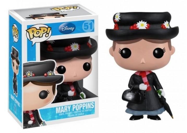Pop! Фигурка Мэри Поппинс из фильма Disney