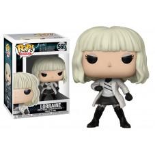 """Pop! Фигурка Лоррейн в белом из фильма """"Взрывная блондинка"""""""