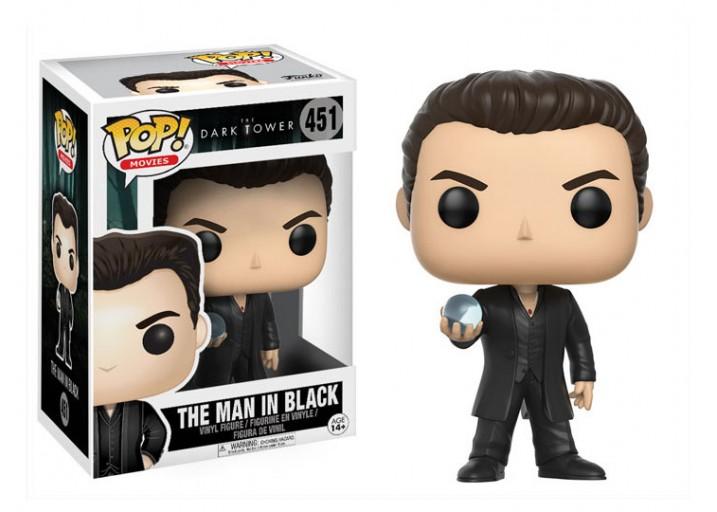 """Pop! Фигурка Человека в чёрном из фильма """"Тёмная башня"""""""