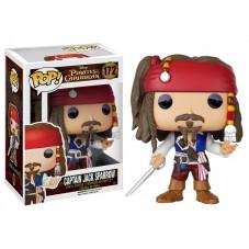 """Pop! Фигурка капитана Джека Воробья из """"Пираты Карибского моря"""""""