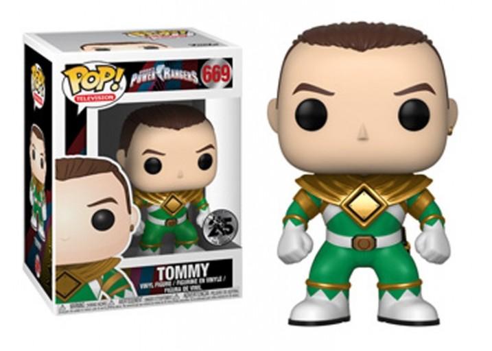 """Pop! Фигурка Томми из сериала """"Могучие рейнджеры"""""""