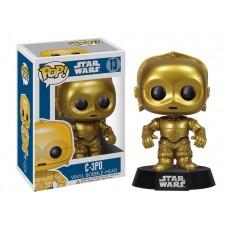 """Pop! Фигурка C-3PO из фильма """"Звёздные войны"""""""