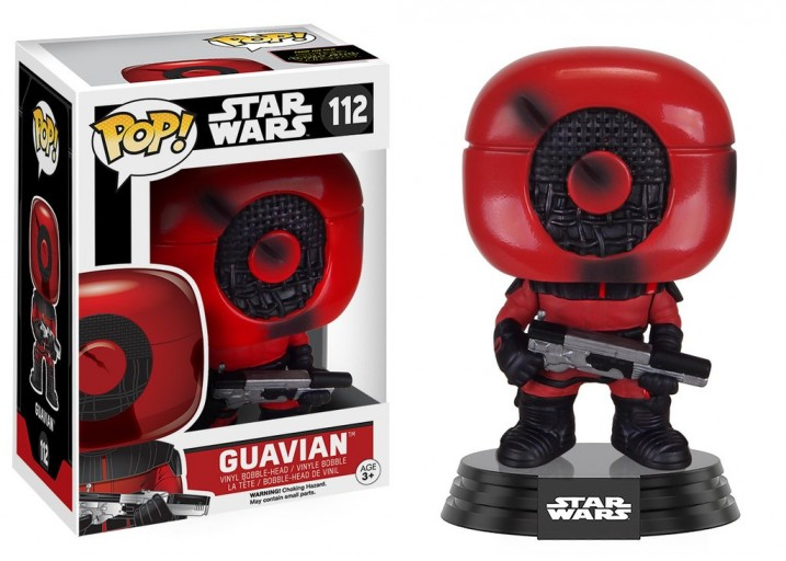 """Pop! Фигурка солдата Гуавиан из фильма """"Звёздные войны"""""""