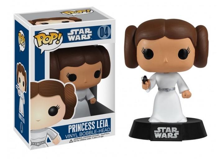 """Pop! Фигурка принцессы Леи из фильма """"Звёздные войны"""""""