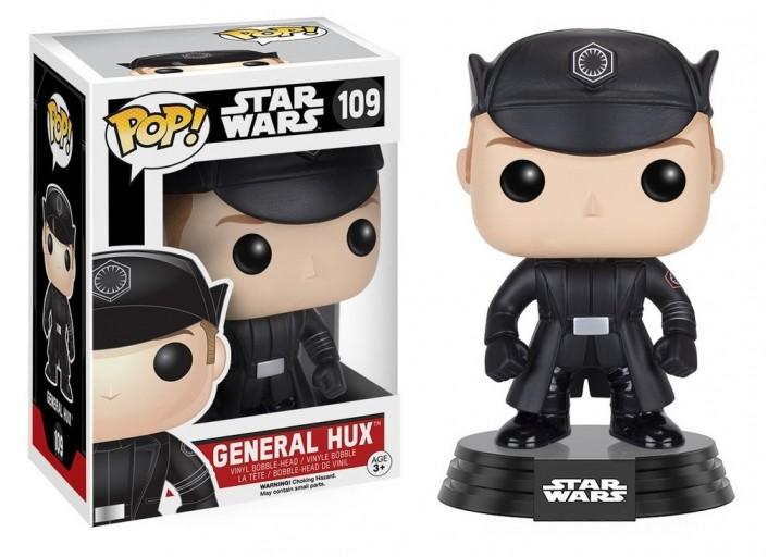 """Pop! Фигурка генерала Хакса из фильма """"Звёздные войны"""""""