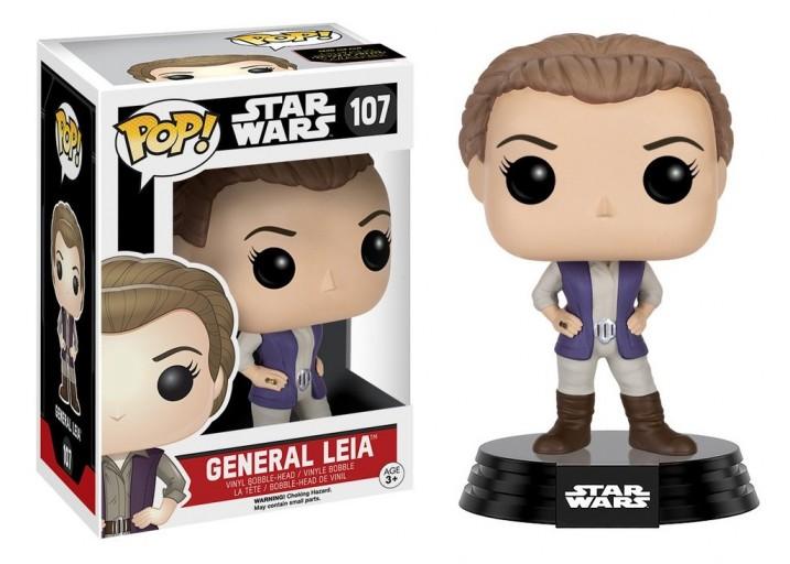 """Pop! Фигурка генерала Леи из фильма """"Звёздные войны"""""""