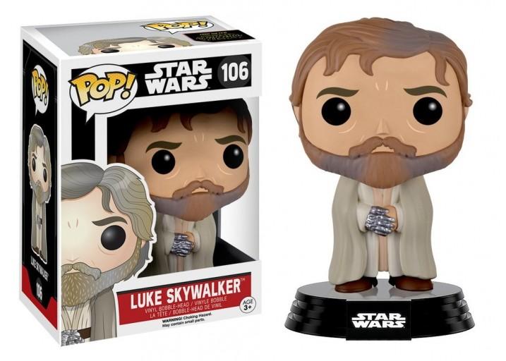 """Pop! Фигурка Люка Скайуокера из фильма """"Звёздные войны 7"""""""