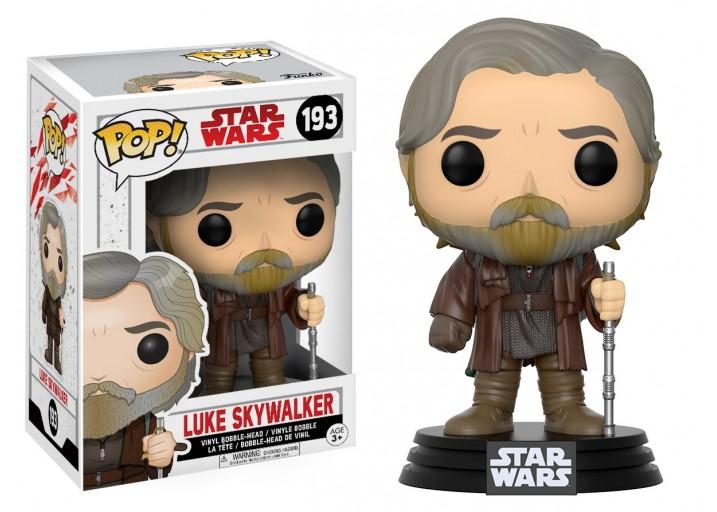 """Pop! Фигурка Люка Скайуокера из фильма """"Звёздные войны 8"""""""