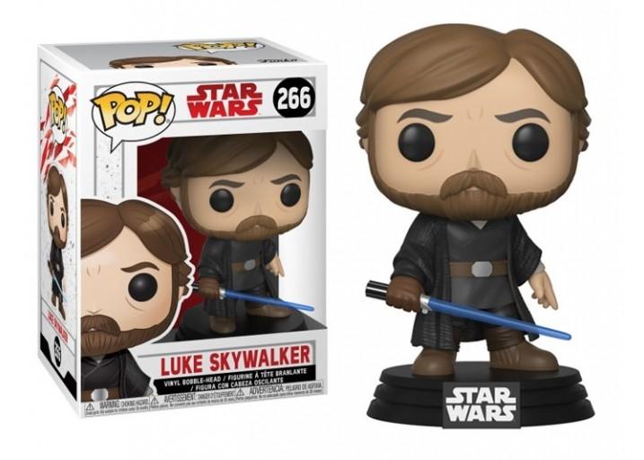"""Pop! Фигурка Люка Скайуокера с мечом из фильма """"Звёздные войны 8"""""""