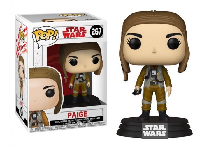 """Pop! Фигурка Пейдж из фильма """"Звёздные войны 8"""""""