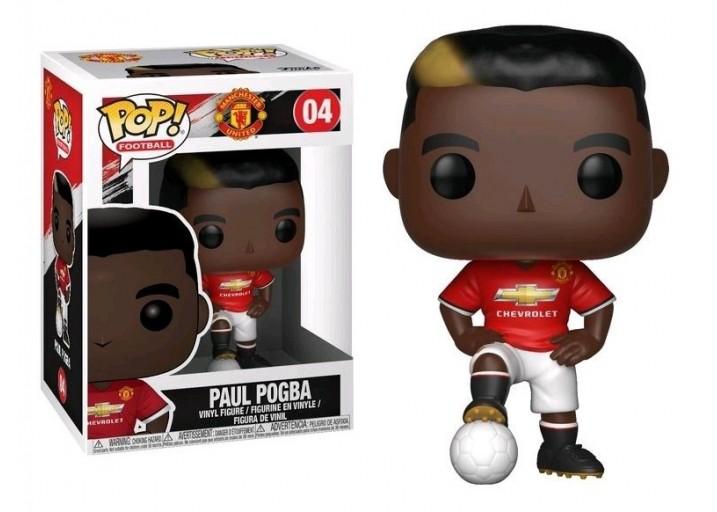 "Pop! Фигурка Поля Погбы - футболиста ""Манчестер Юнайтед"""