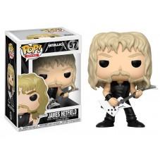 """Pop! Фигурка Джеймса Хетфилда из группы """"Metallica"""""""
