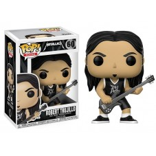 """Pop! Фигурка Роберта Трухильо из группы """"Metallica"""""""