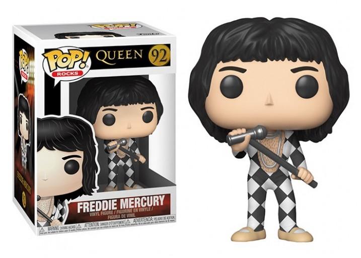 """Pop! Фигурка Фредди Меркьюри из группы """"Queen"""""""